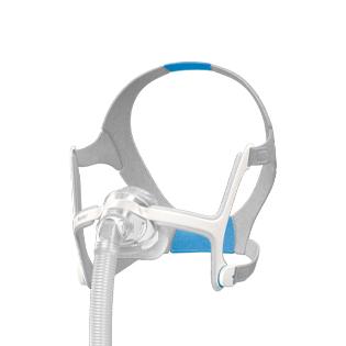 AirTouch-N20-Nasen-CPAP-Maske mit Gedächtnis-Schaumstoffpolster - ResMed Schweiz