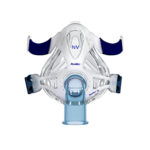 Quattro-FX-non-vented-full-face-mask-front-view-resmed